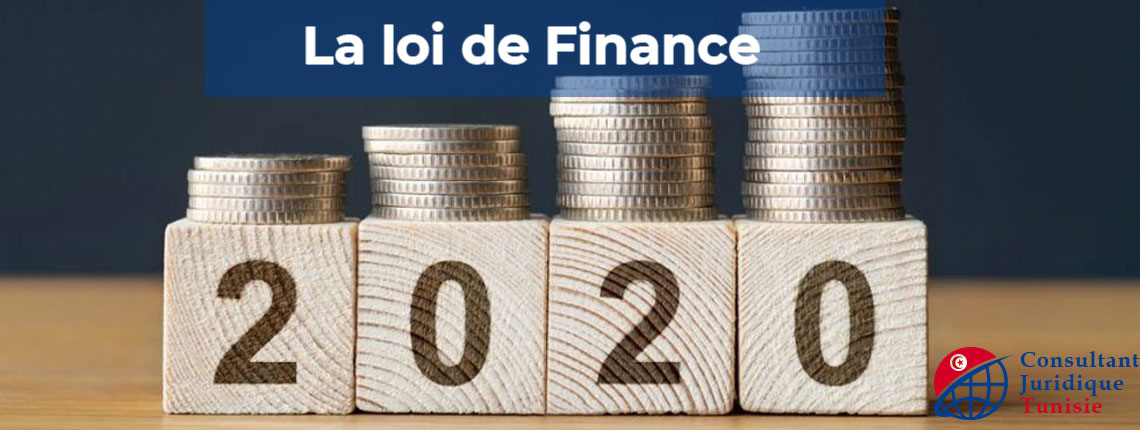 La loi de Finance Tunisie 2020