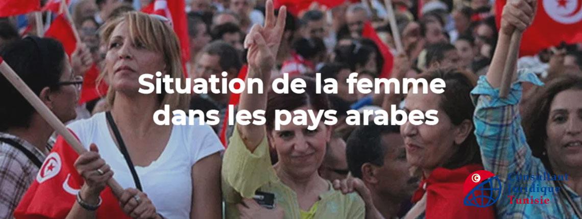 Situation de la femme dans les pays arabes